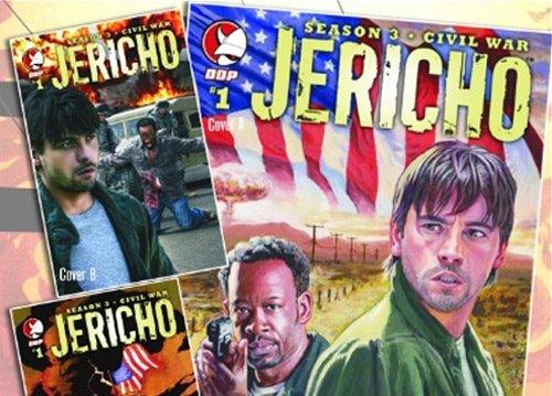 Jericho vuelve en cómic con su tercera temporada