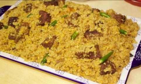 বৃষ্টি দিনে চটজলদি বানিয়ে ফেলুন গরুর মাংসের ভুনা খিচুড়ি: On a rainy day, make a quick roast beef khichuri: