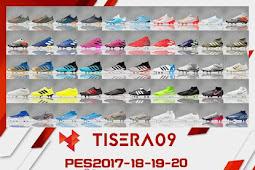 New Bootpack + FIX - PES 2017, PES 2018 PES 2019 & PES 2020
