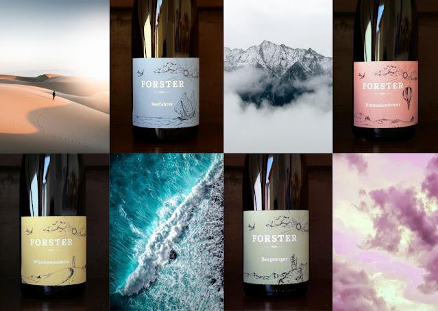 Die Abenteurerweine aus dem Weingut Forster an der Nahe