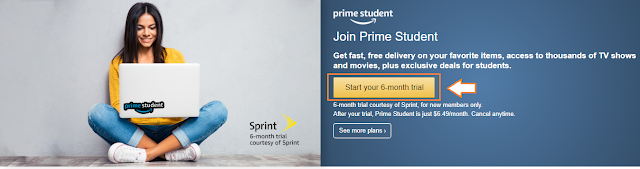 Amazon Prime Student: All You Need To Know | Sign Up, Conditions, Benefits, Enrollment, Discount