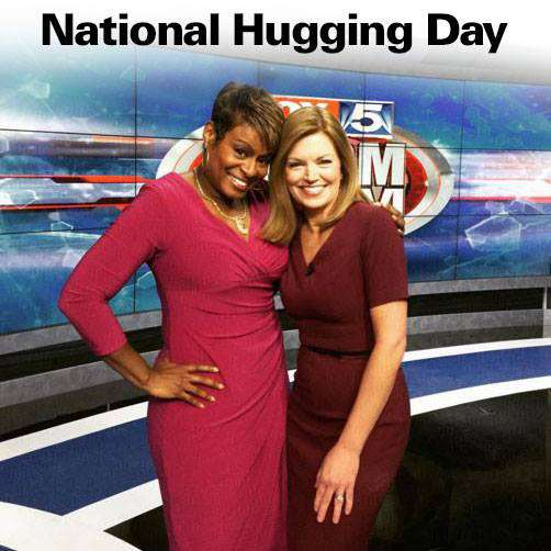 National Hugging Day Wishes Images download