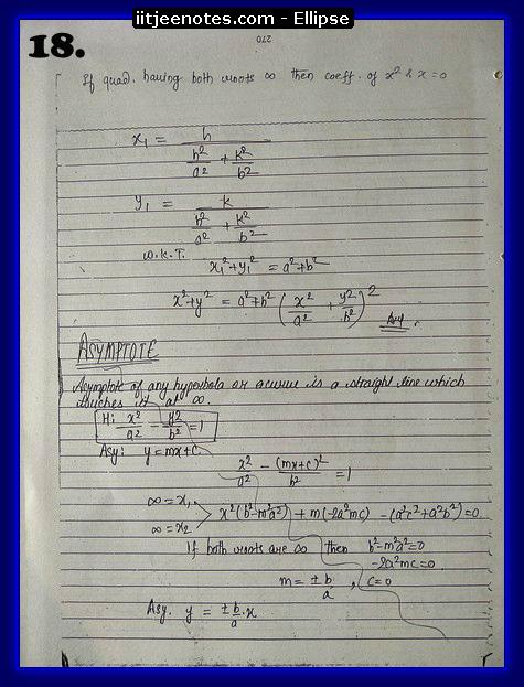 ellipse notes8
