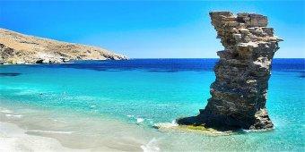 Le spiagge più belle di Andros