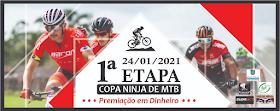 COPA NINJA DE MTB 2021 - 1ª ETAPA (INFO)