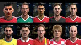 Facepack 2016 v5 Pes 2013 by bradpit62