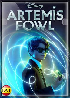 Artemis Fowl: El Mundo Subterráneo (2020) DVDRIP LATINO