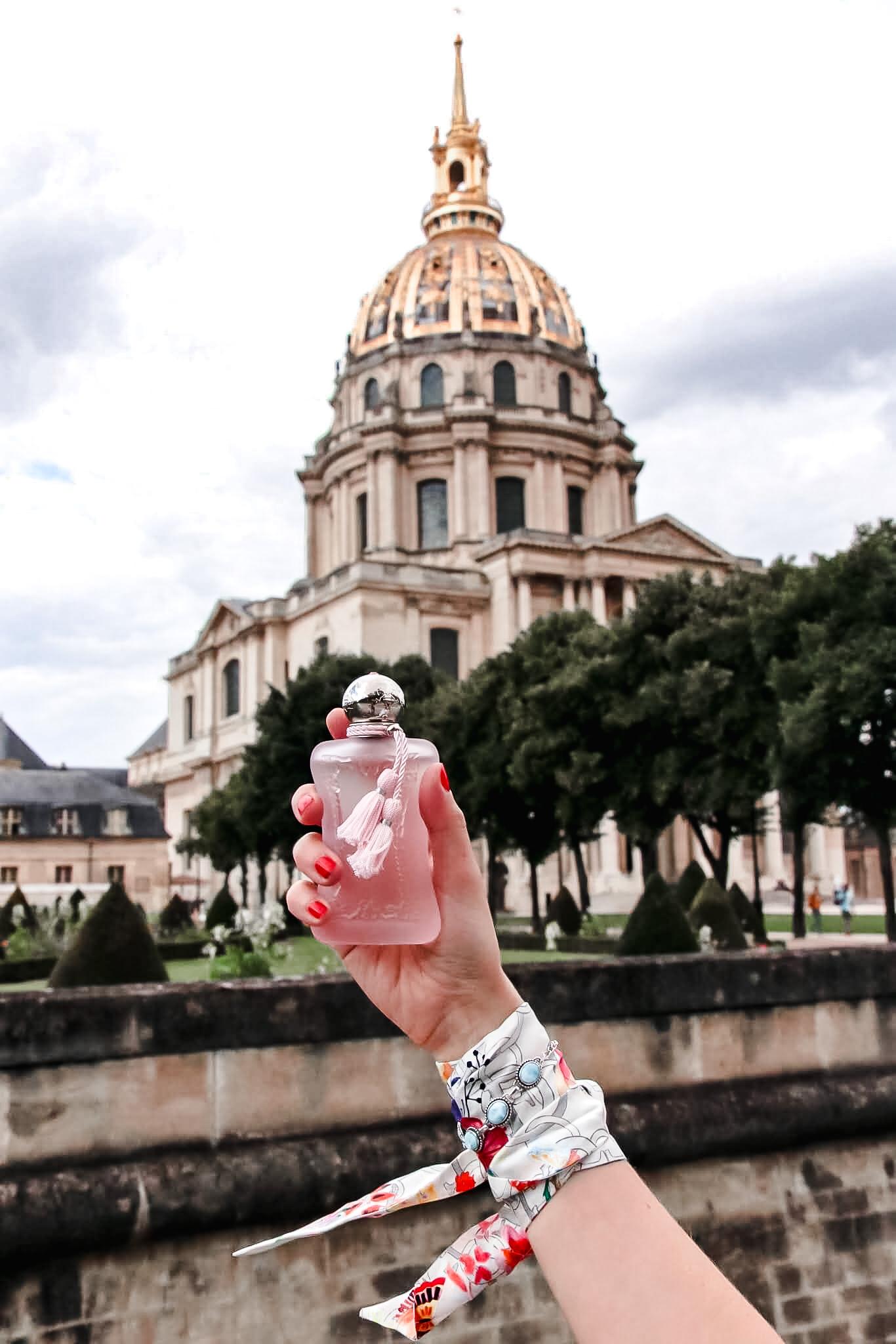 Delina La Rosée parfum