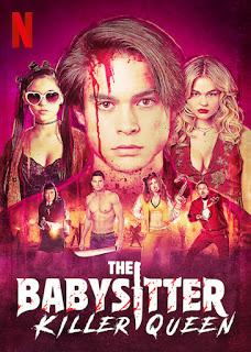 The Babysitter: Killer Queen 2020 Dual Audio ORG 1080p WEBRip