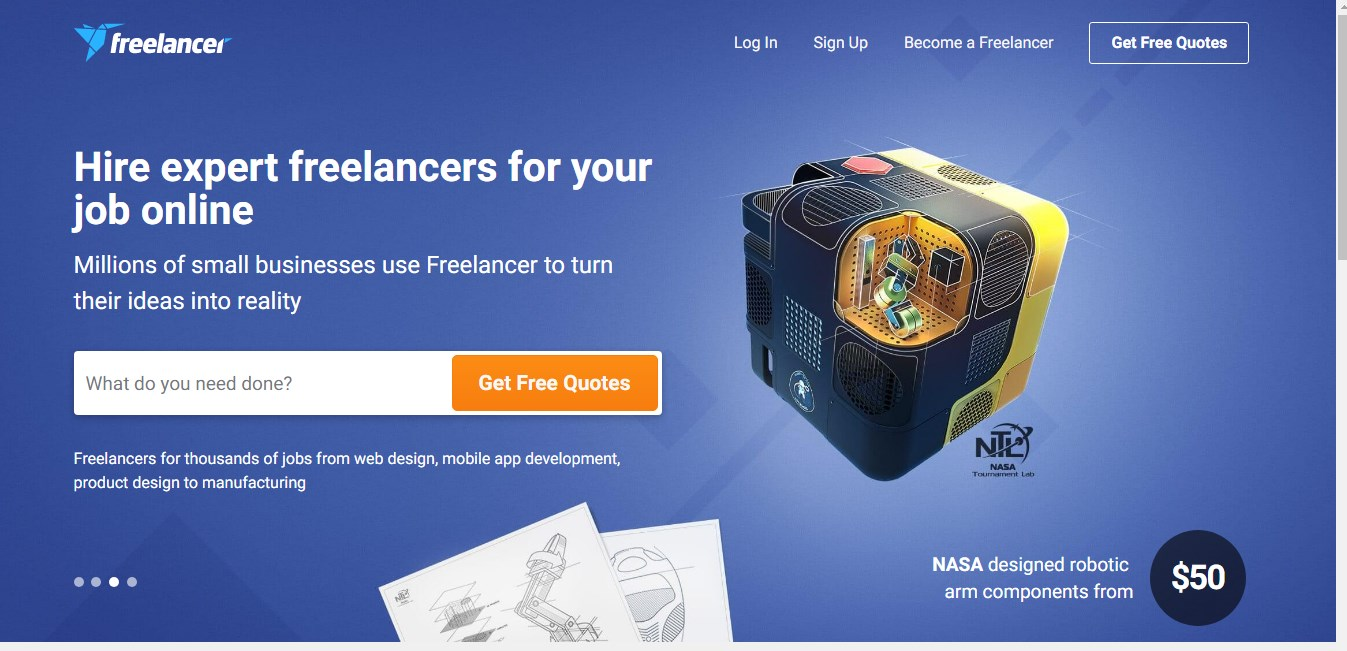 freelancer online