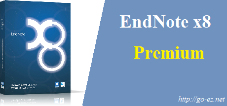 EndNote x8.0.2