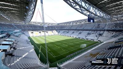Stadion Allianz Rumah Juventus