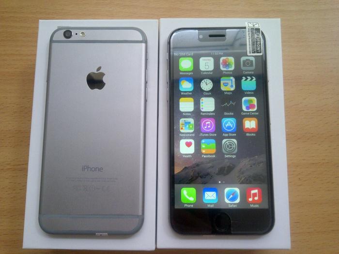 Harga dan Spesifikasi iPhone 6+ Replika a42e124767