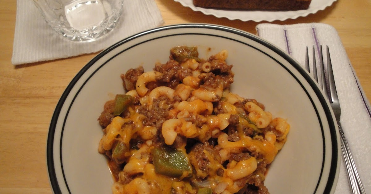 Christine 39 s pantry 17 skillet recipes with ground beef for What meals can i make with ground beef