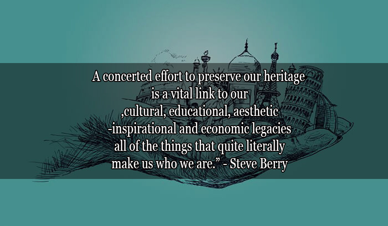 World Heritage day wishes images 2020 quotes