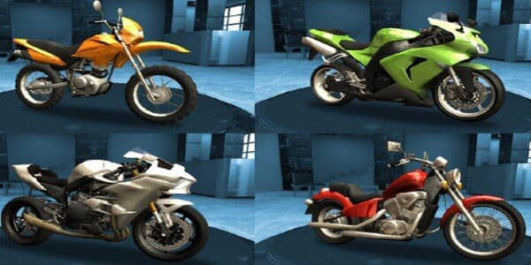 تحميل لعبة Racing Fever: Moto مهكرة