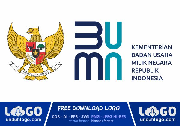 Logo BUMN Terbaru