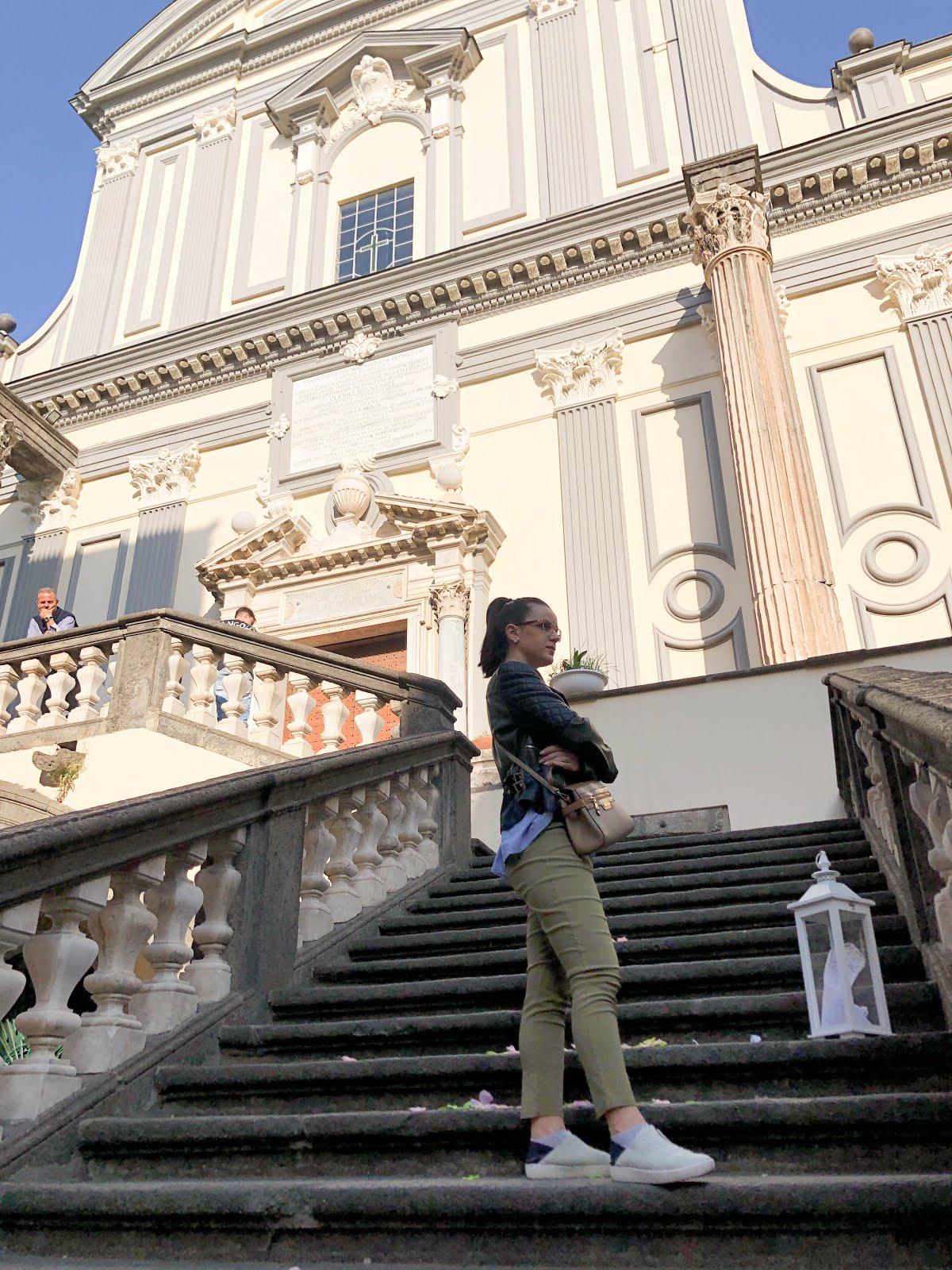 Santuario di San Gaetano da Thiene - Rosy Abate Costello Napoli