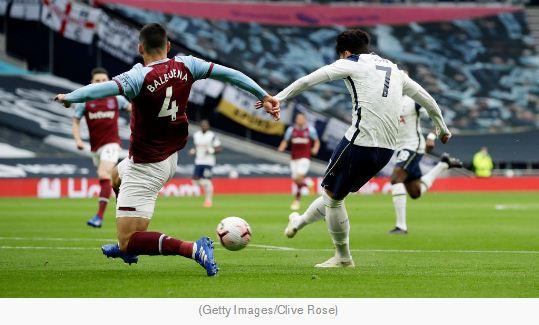 Tottenham Hotspur vs West Ham United – Highlights