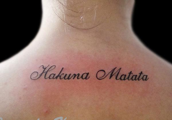Disney World Wallpaper Iphone 6 25 Gorgeous Hakuna Matata Body Tattoo Designs Hdpixels