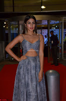 Rhea Chakraborty in a Sleeveless Deep neck Choli Dress Stunning Beauty at 64th Jio Filmfare Awards South ~  Exclusive 069.JPG
