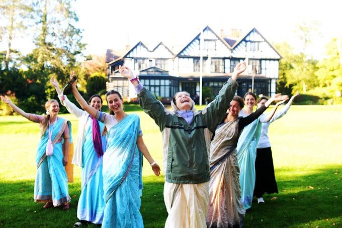 Bhaktivedanta Manor, UK, Announces New President