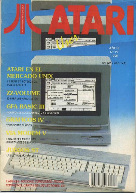 Atari User #19 (19)
