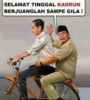Strategi Kampret Yang Ditinggalkan Prabowo