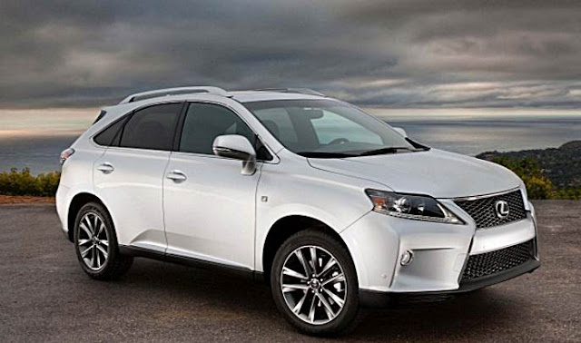 2017 Lexus RX 350 Redesign | Auto Toyota Review