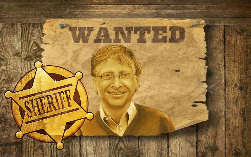 Político italiano exige que Bill Gates seja preso por crimes contra a humanidade