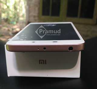 review port audio, infrared xiaomi redmi 4A indonesia - pramud blog