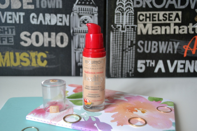Brand Focus | Bourjois Foundations