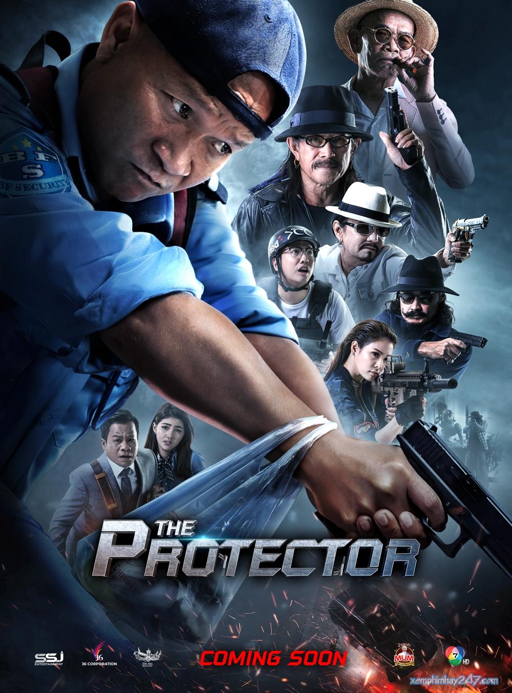 http://xemphimhay247.com - Xem phim hay 247 - Siêu Vệ Sĩ Sợ Vợ (2020) - The Protector (2020)