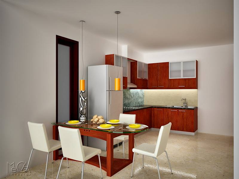 The dining room or kitchen place small home designs 2016 for Kitchen place