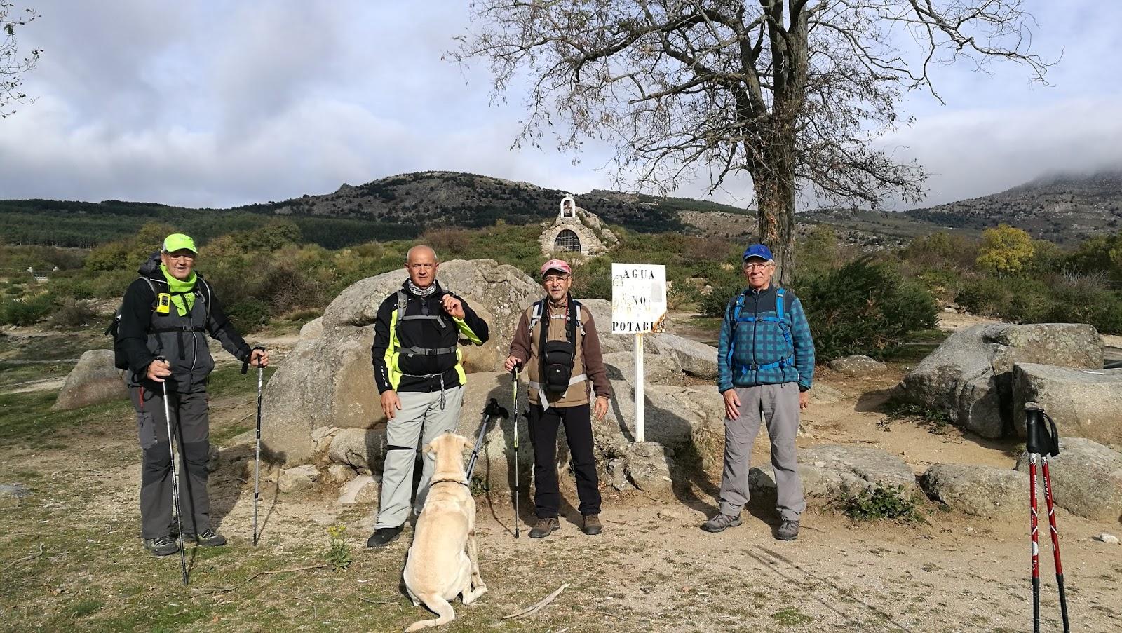 Wikiloc ruta 147 nucaban guadarrama al alto del le n - Altos del toril ...