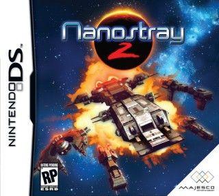 Descargar Nanostray 2 NDS, español, mega, mediafire