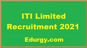ITI (Industrial Training Institute) Recruitment 2021