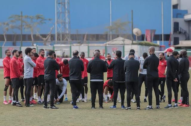 الأهلي يستأنف تدريباته اليوم بعد العودة من السودان