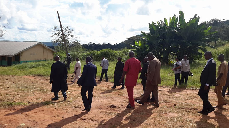 Gov Ugwuanyi storms Enugu community over planned Fulani herdsmen attack