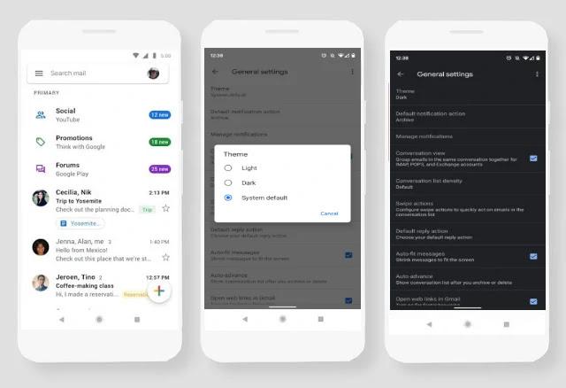 gmail-android-ios-email-modo-dark-securo-noturno-app