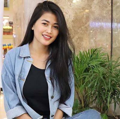 Ovy Sovianty pemeran Dewi Medusa di Kembalinya Raden Kian Santang (KRKS)
