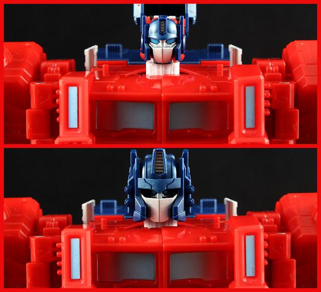 transformers legends super ginrai heads