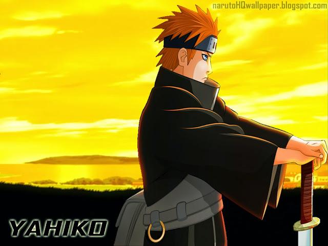 Yahiko : The original Akatsuki leader   Naruto Shippuden ...
