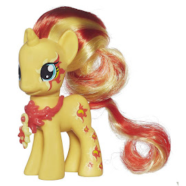 My Little Pony Cutie Mark Magic Single Sunset Shimmer Brushable Pony