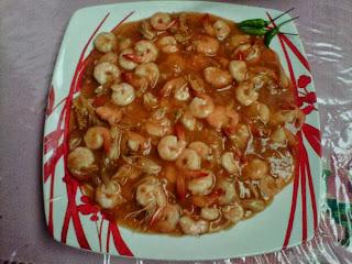 3 Resep Masakan Dari Udang Asam Manis Pedas Saus Tiram Padang Balado Sederhana Berkuah