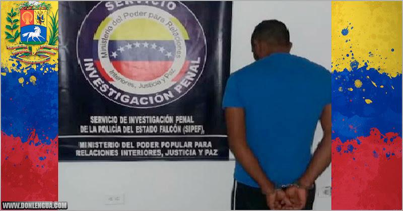 Detenido en Cumarebo por odiar a Nicolás Maduro en las redes