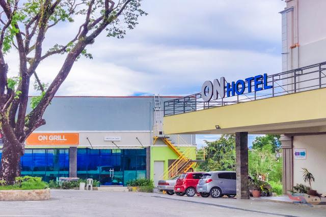 ON Hotel in Clark, Pampanga