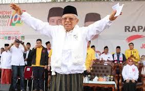 Ma'ruf Jadi Nabi Muhammad Ingin Bangun Indonesia