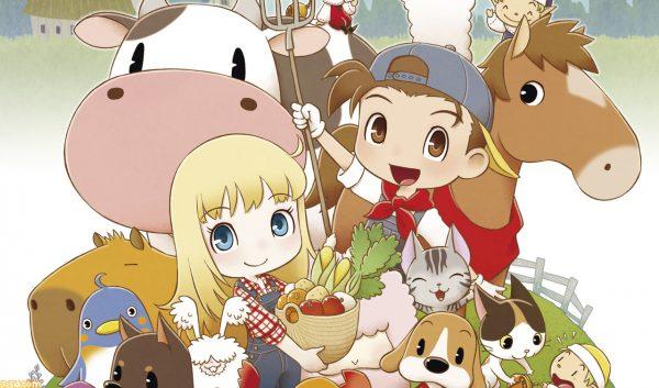 Versi Remake Game Harvest Moon : Friends of Mineral Town Hadir Bulan Juli