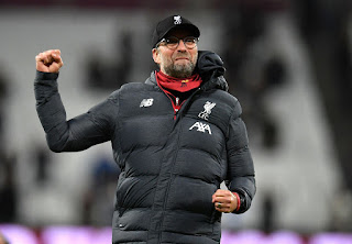 Klopp says current Liverpool side are inspired by legendary Milan team in 1980s